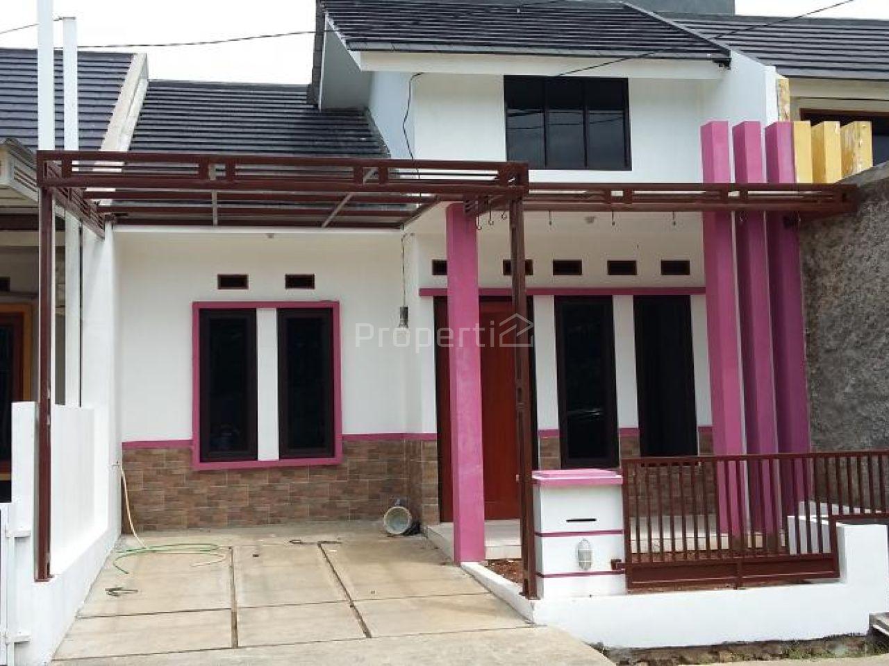 Rumah Baru di Perumahan RAFFLES REGENCY, Jawa Barat