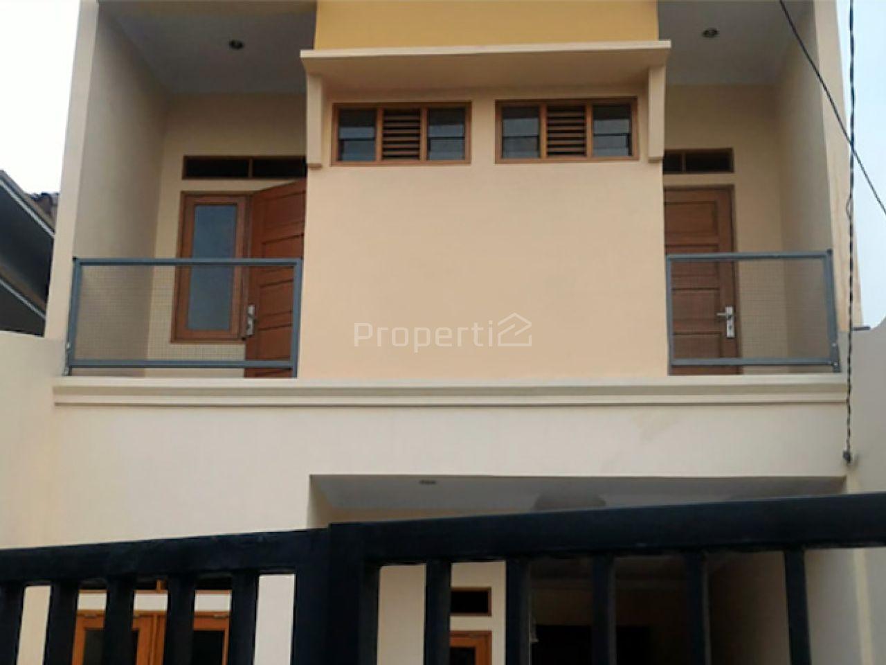 Rumah Baru Minimalis 2 Lantai Sekitar Tanjung Barat, DKI Jakarta