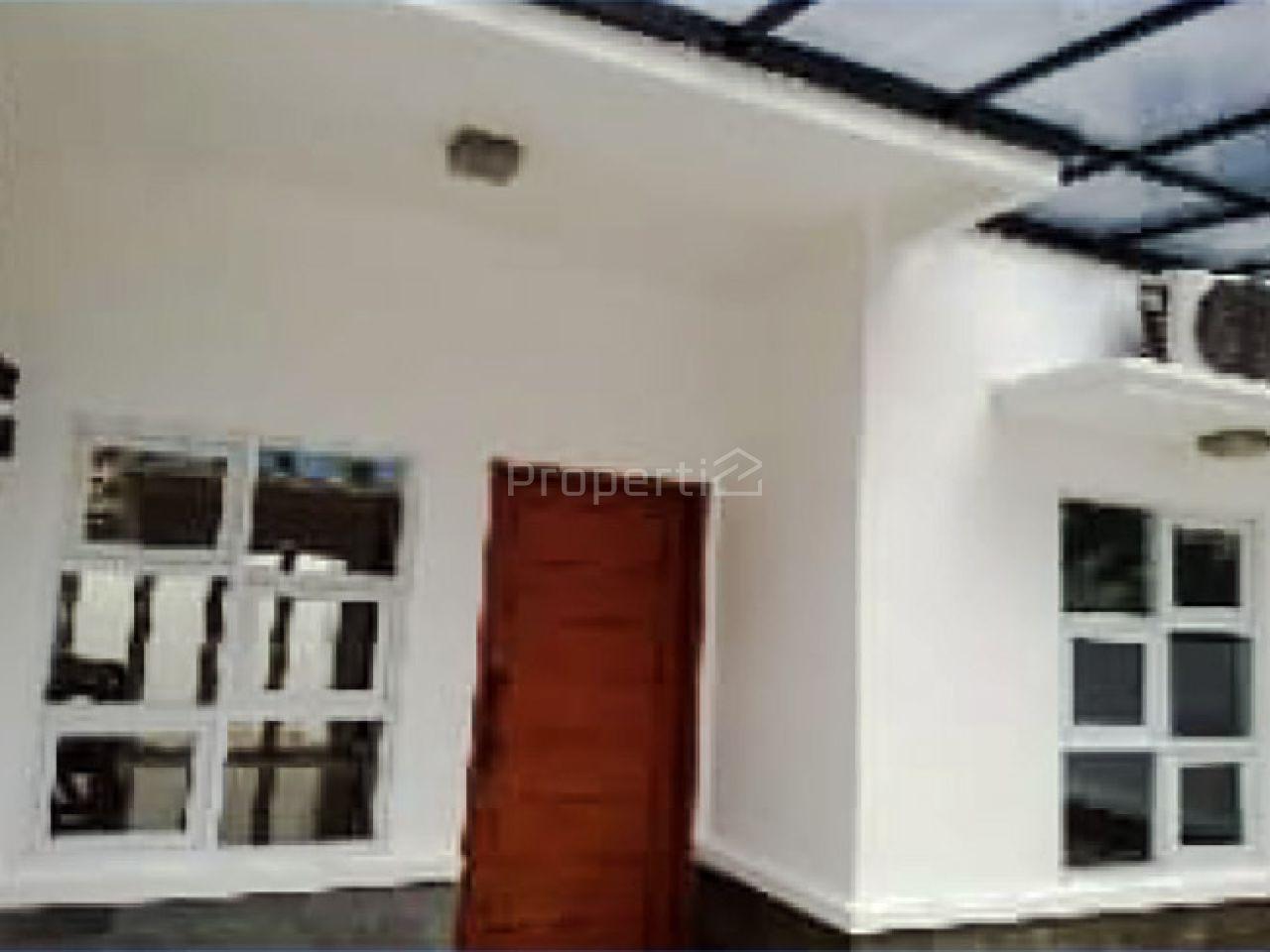 Rumah Baru Minimalis Modern di Tebet Utara, DKI Jakarta