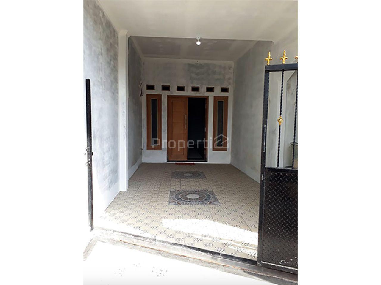 Rumah Baru Sederhana dan Strategis di Cibinong, Jawa Barat