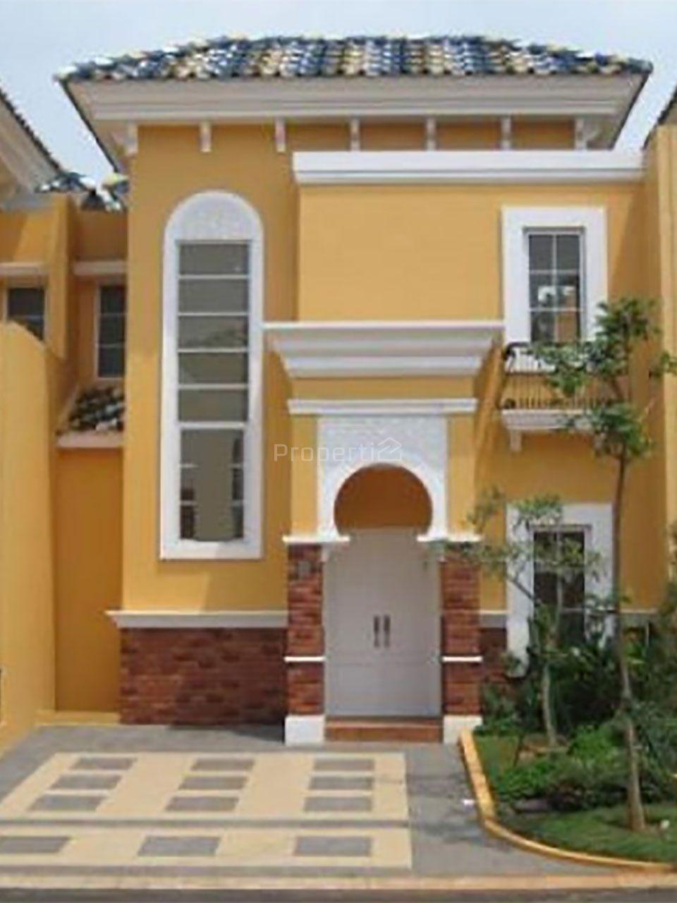 Rumah Cluster Alicante, Kawasan Andalucia, Gading Serpong, Banten