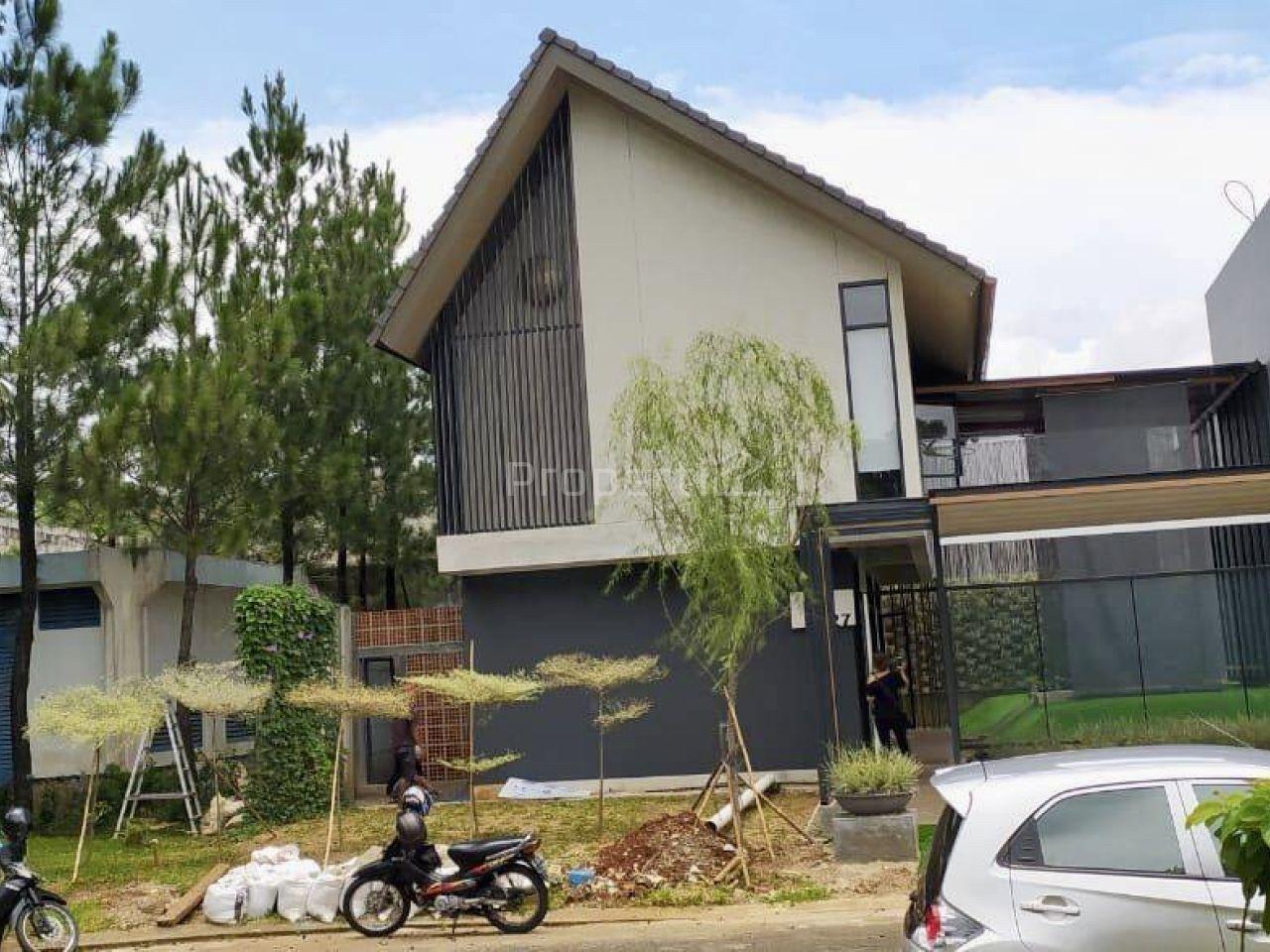 Rumah Cluster di Anantha, BSD City, Tangerang, Banten