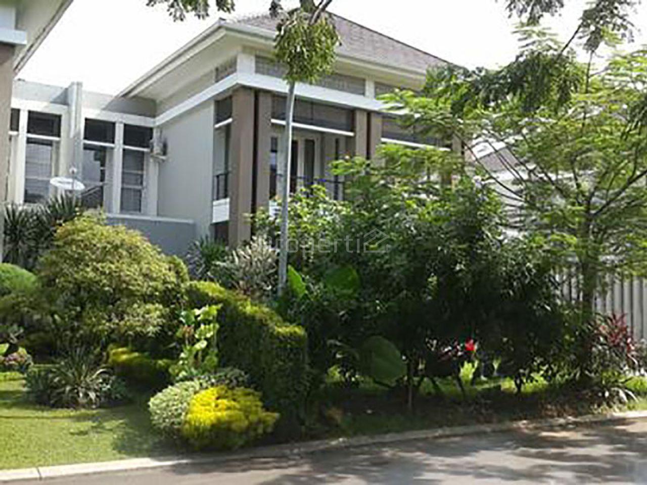 Cluster House at Aurora Sutera Renata, Banten