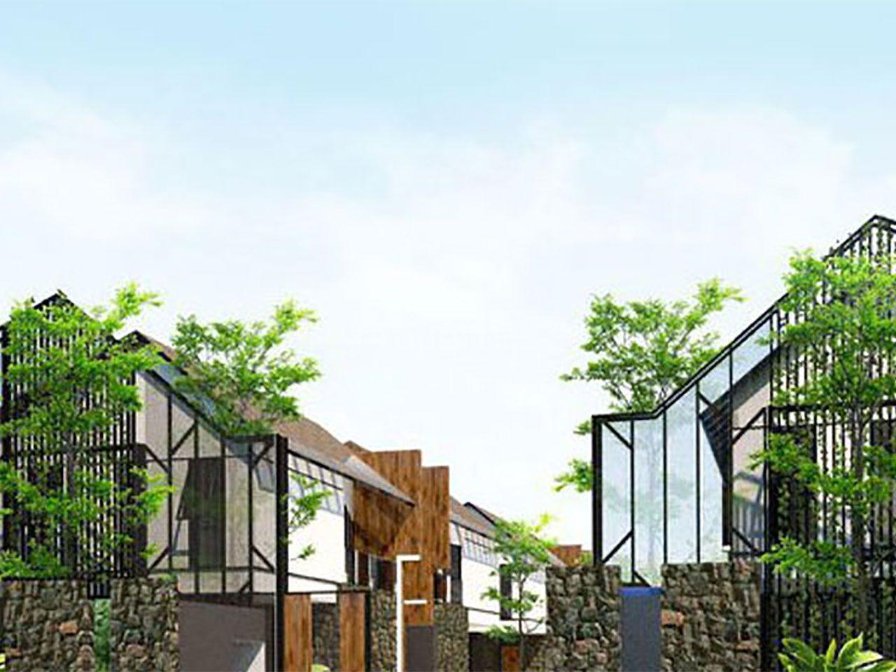 Cluster House at Chelsea Modern Home, DKI Jakarta