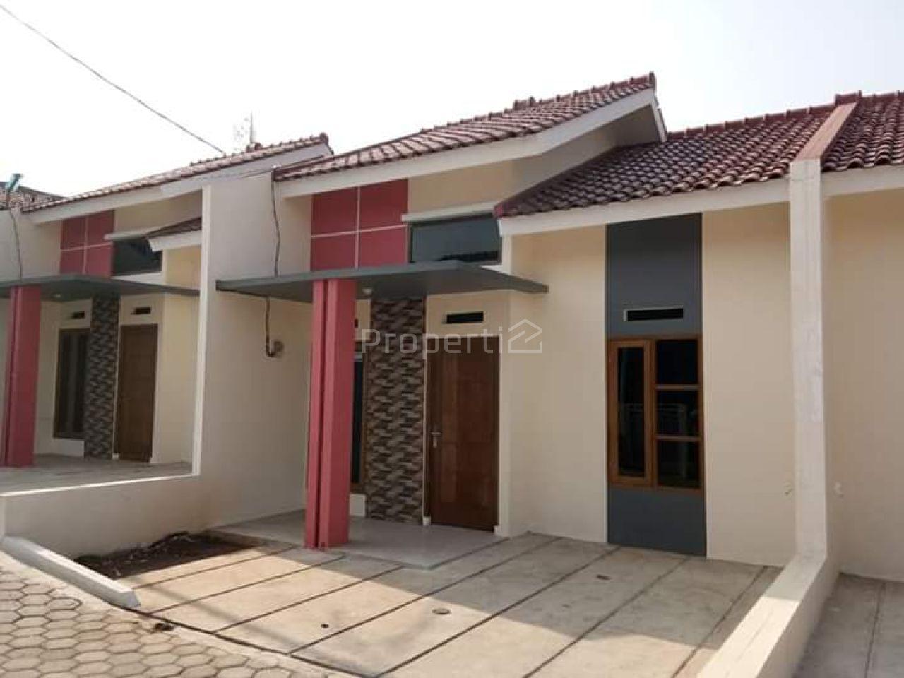 Cluster House at Rangkapan Jaya, Jawa Barat