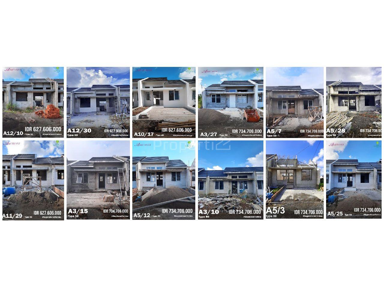 Cluster House at Emerald, Ring Road 2 Manado, Sulawesi Utara