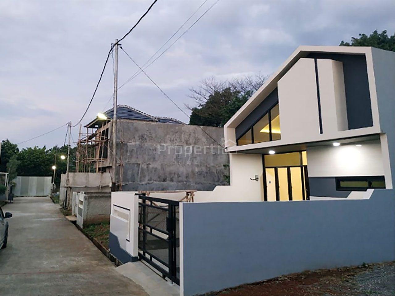 Rumah Cluster di Sawangan, Kota Depok, Jawa Barat