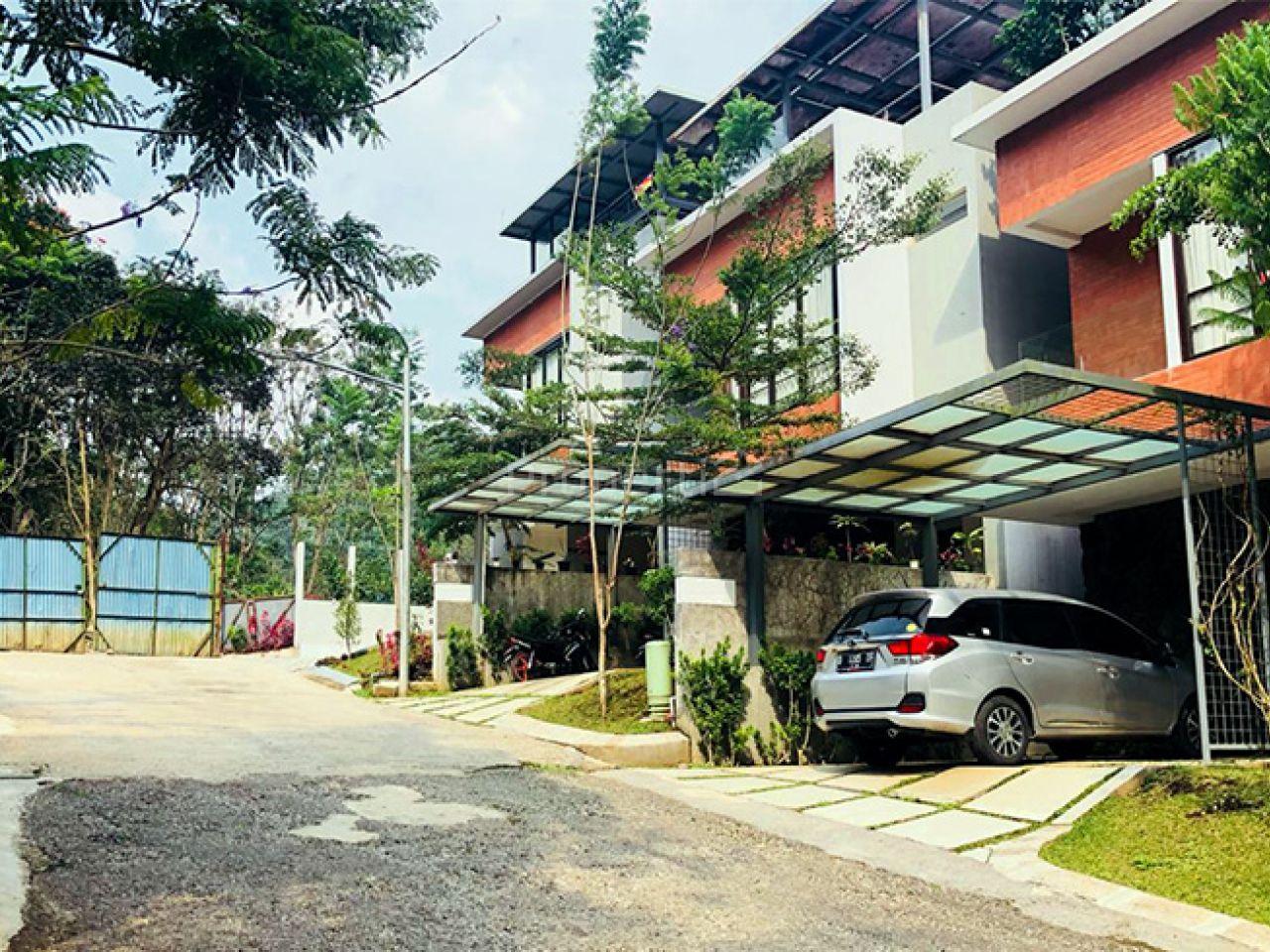 New Townhouse at Lembang, Bandung, Jawa Barat