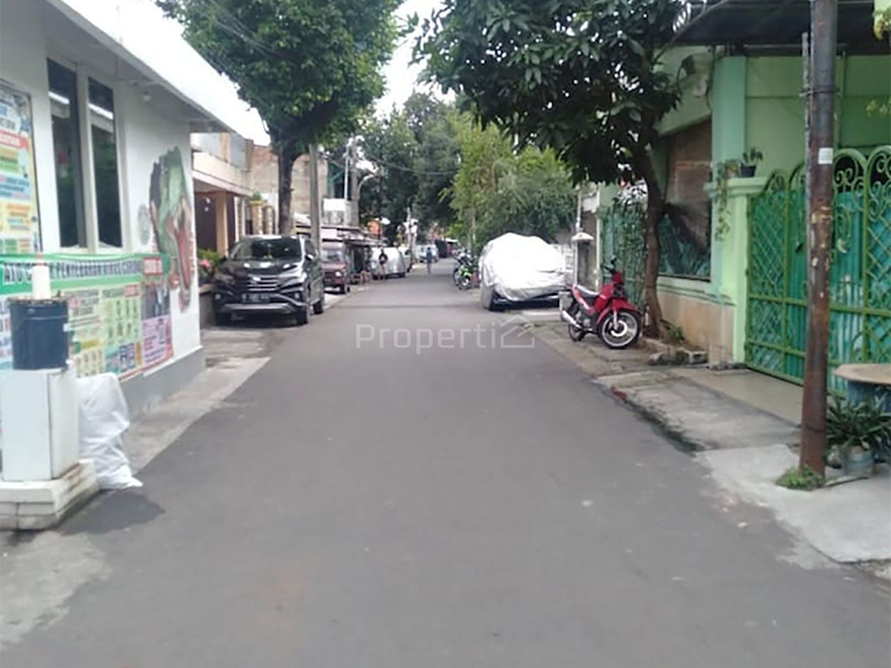 New Boarding House at Tebet, Tebet