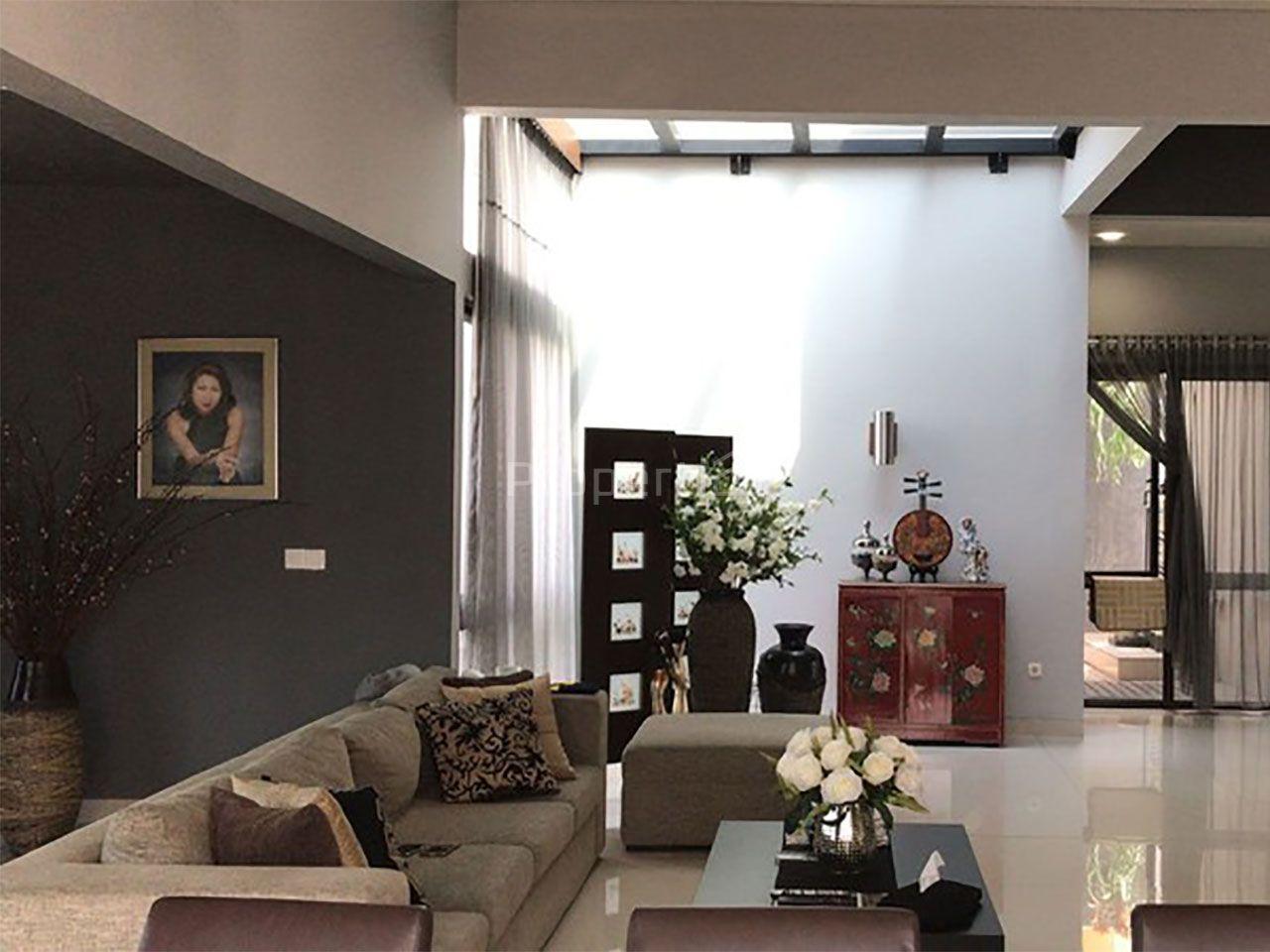 Rumah Mewah di Cluster De Brassia BSD City, Kab. Tangerang