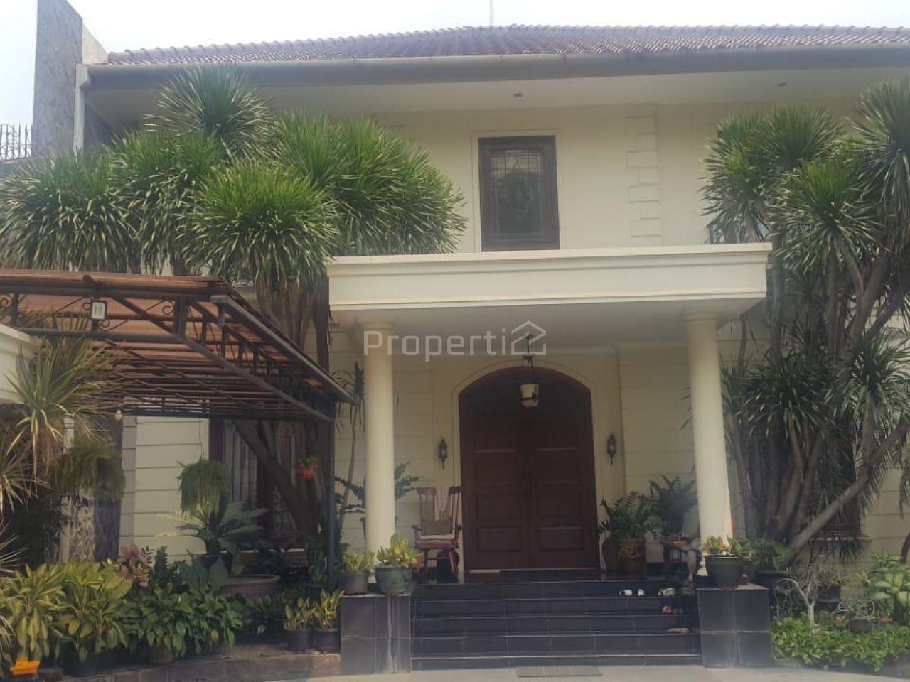Rumah Mewah di Lokasi Premium Kawasan Senopati, DKI Jakarta
