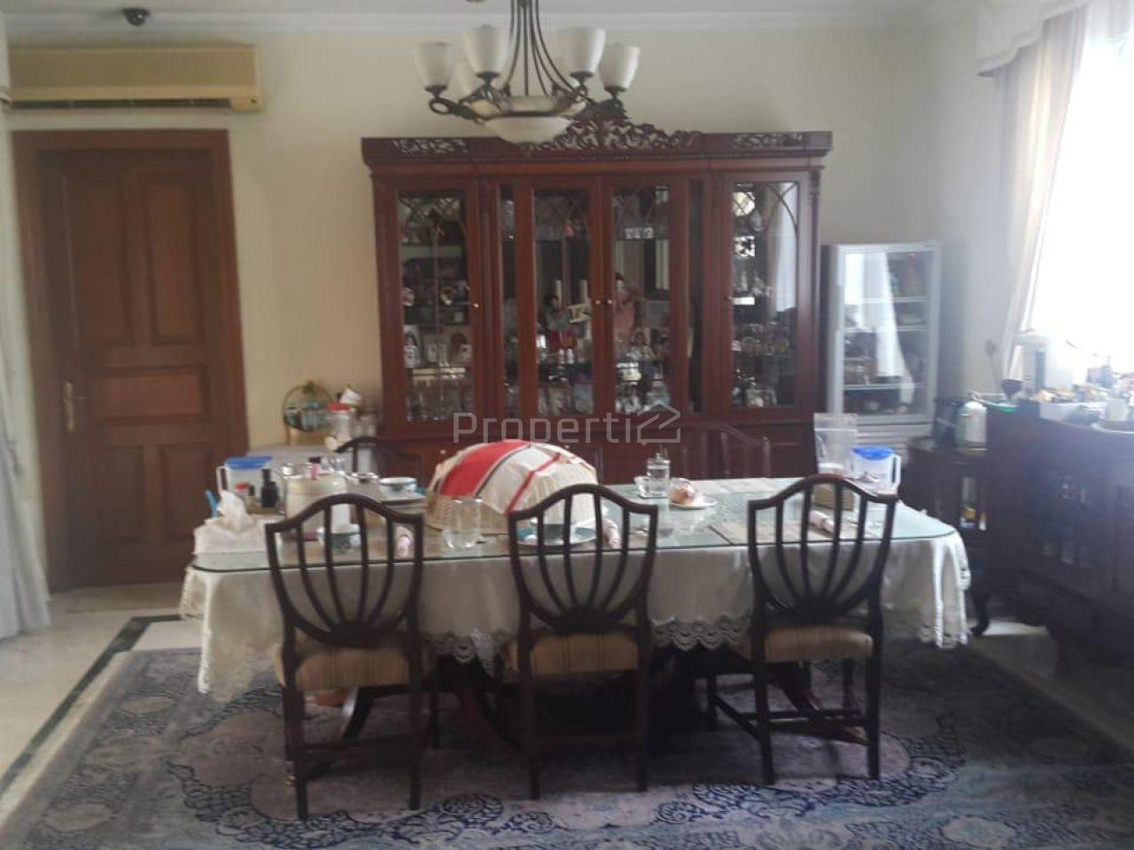 Rumah Mewah di Lokasi Premium Kawasan Senopati, Jakarta Selatan
