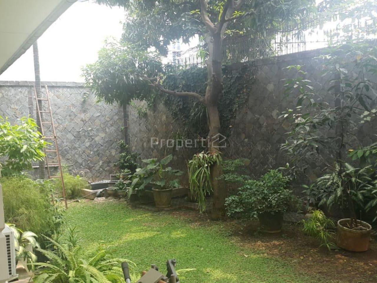 Rumah Mewah di Lokasi Premium Kawasan Senopati, Kebayoran Baru