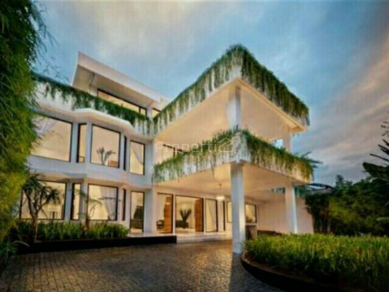 Rumah Mewah di Menteng, Jakarta Pusat, DKI Jakarta