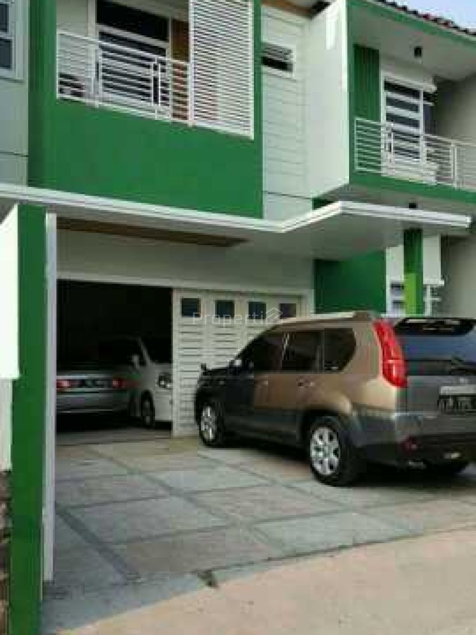 Rumah Minimalis Modern 2,5 Lantai Full Furnished di Jagakarsa, DKI Jakarta