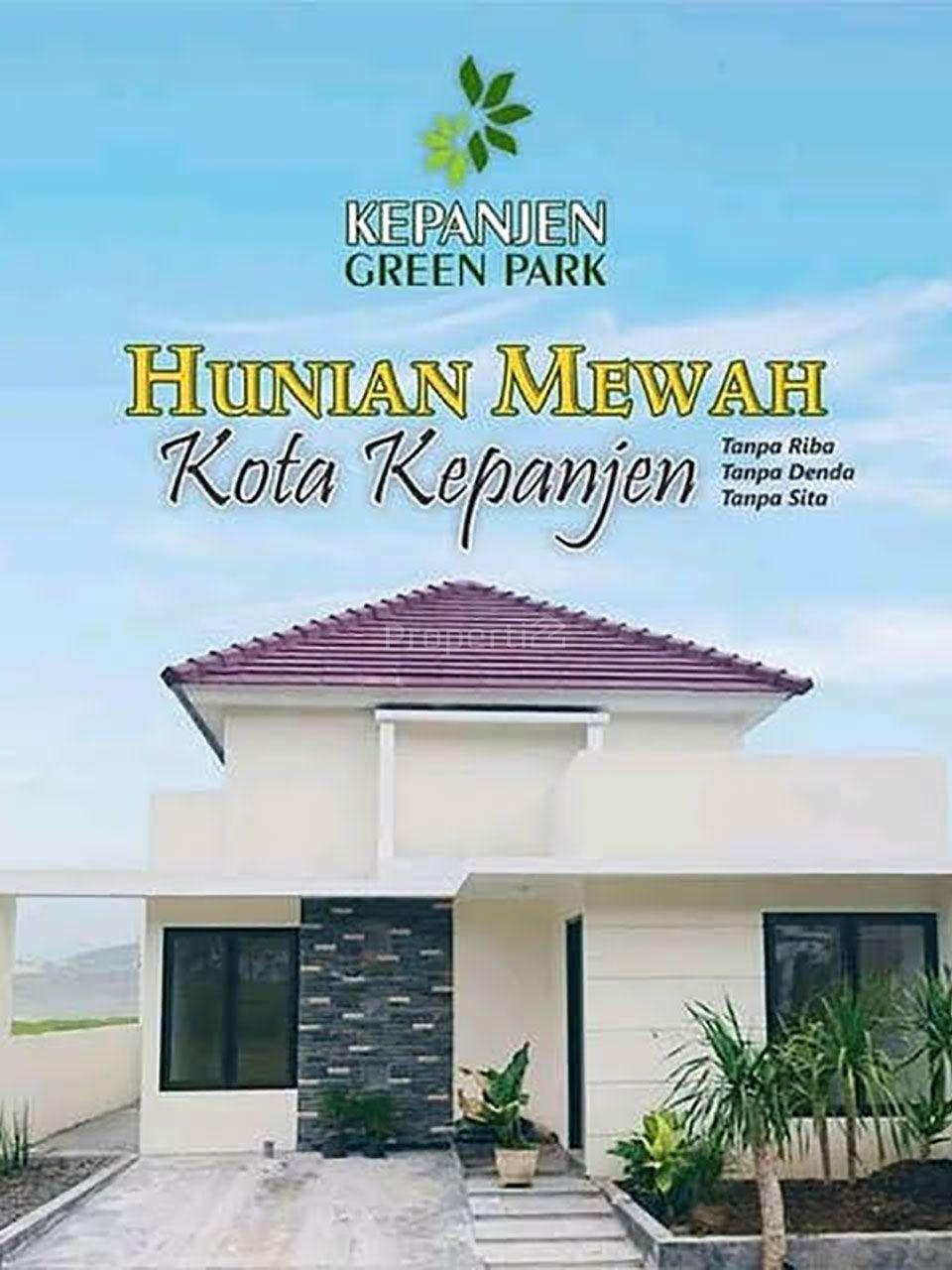 Rumah Modern Strategis di KEPANJEN GREEN PARK, Jawa Timur