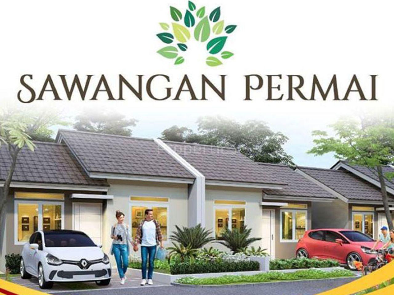 Rumah Perumahan di Sawangan Permai Manado, Sulawesi Utara