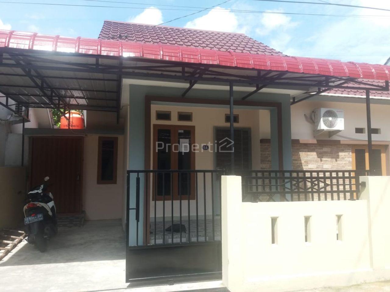 New House at Kota Baru, Pontianak City, Kalimantan Barat