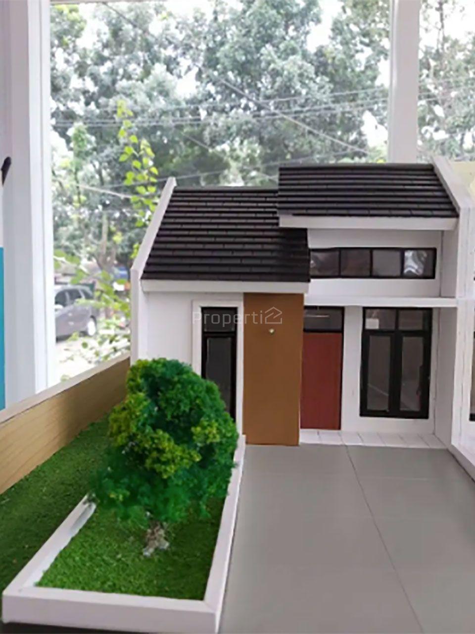 House Ready to Build at Nirwana Hill Serpong, Jawa Barat