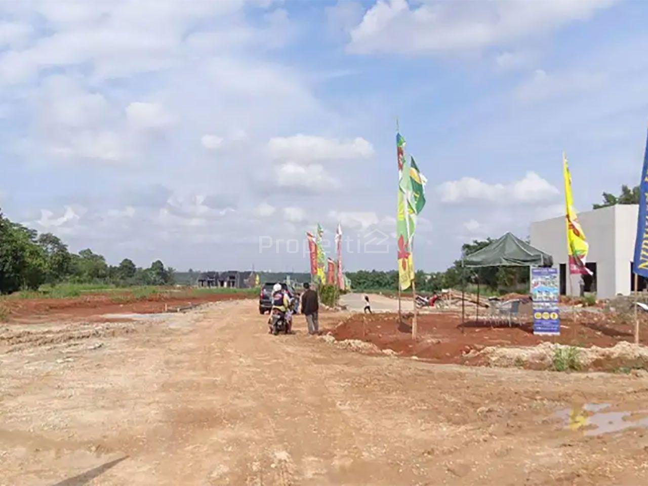 House Ready to Build at Nirwana Hill Serpong, Kab. Bogor