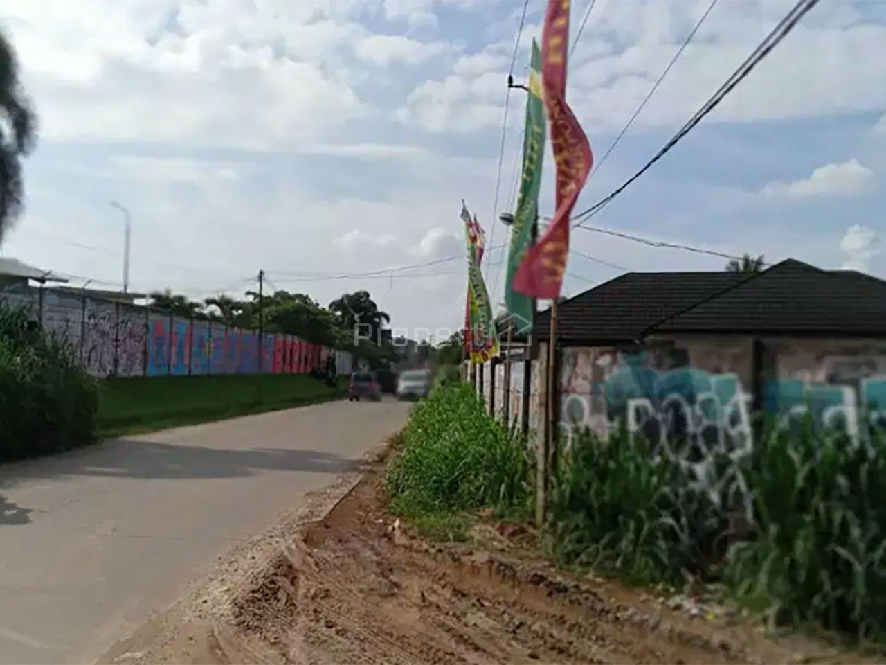 House Ready to Build at Nirwana Hill Serpong, Gunung Sindur