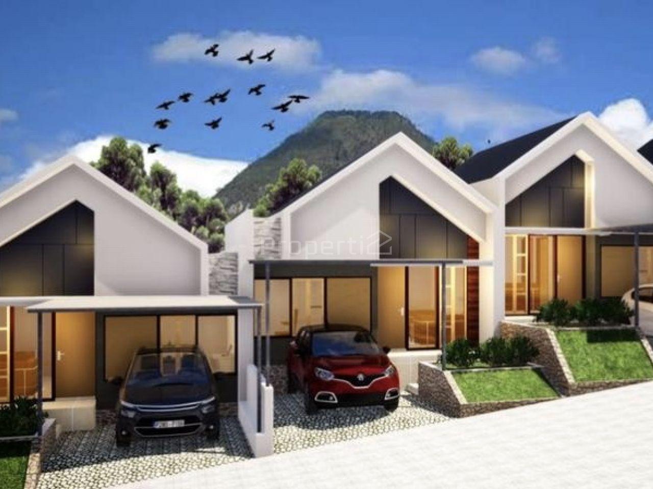 Rumah Skypark Resort Kota Batu, Jawa Timur