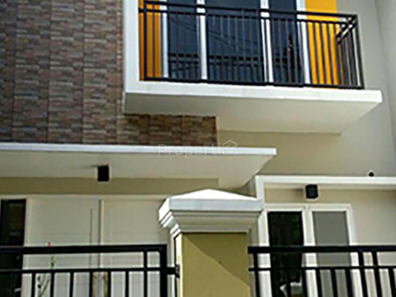 Rumah Baru 2 Lantai di Belakang Santa Maria Slipi, DKI Jakarta
