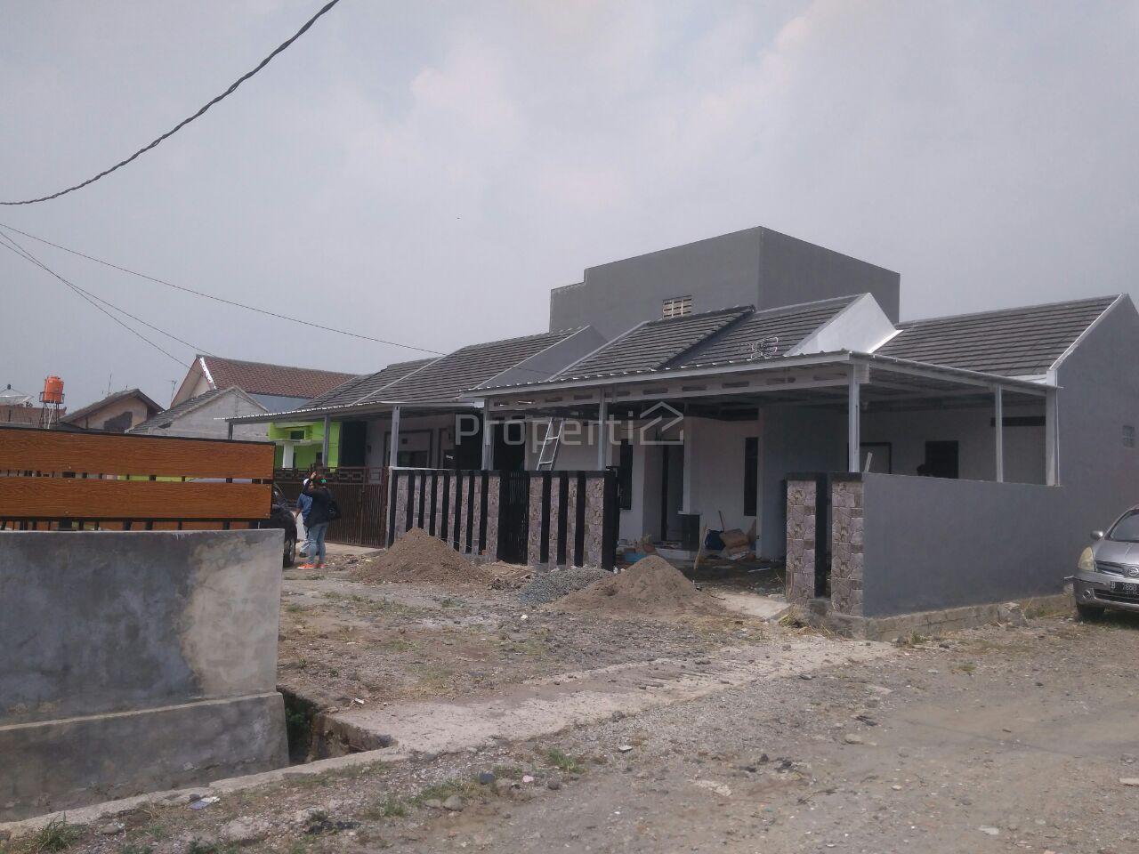 Rumah Murah Siap Huni Dekat Stasiun Bogor, Kab. Bogor