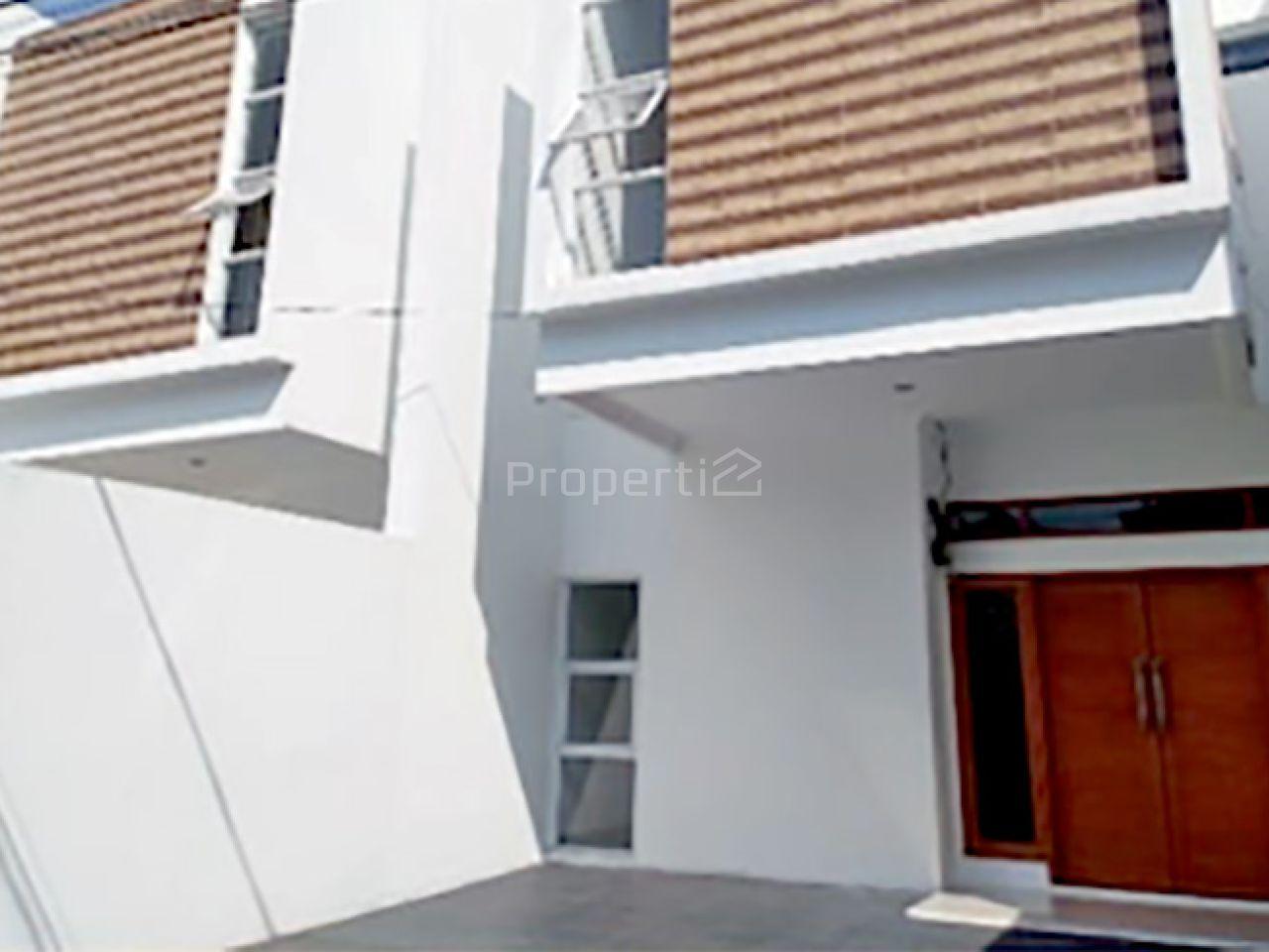Rumah Baru Minimalis dan Strategis di Tebet Barat, DKI Jakarta