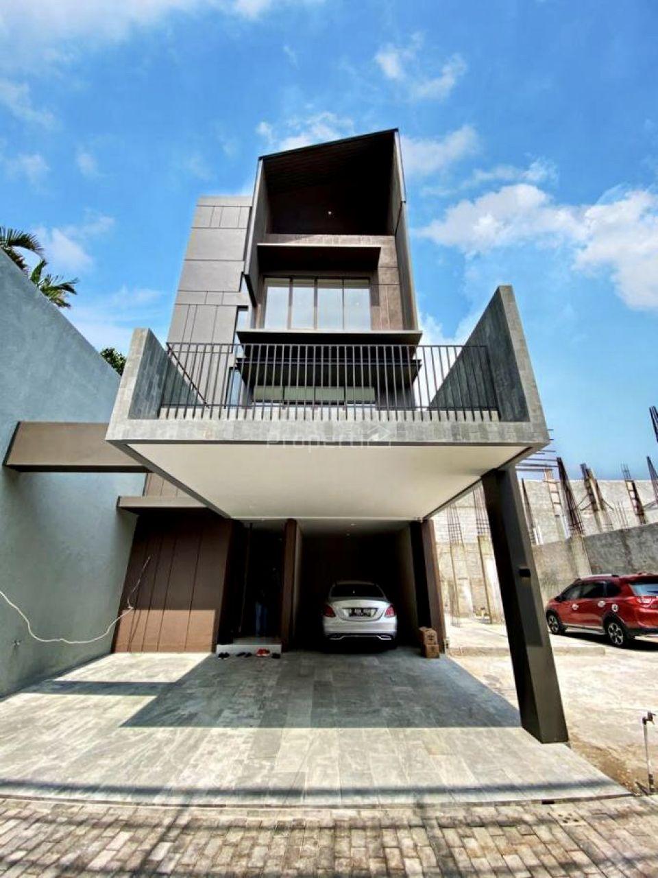 Rumah Townhouse Baru di Kemang, Jakarta Selatan, DKI Jakarta