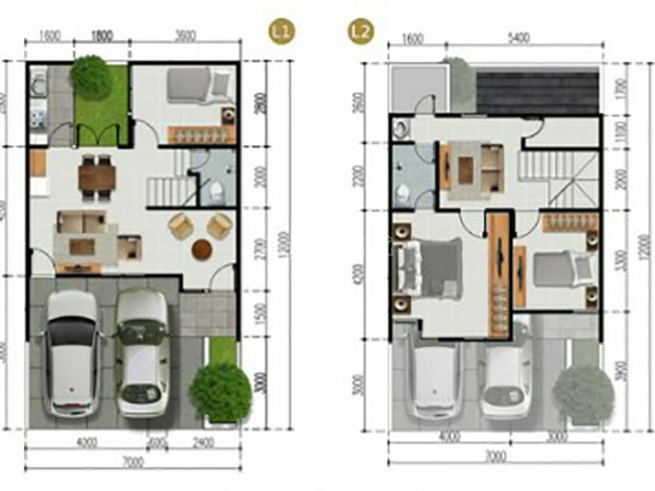 Rumah Townhouse Ideal dan Strategis di Jakarta Timur, DKI Jakarta