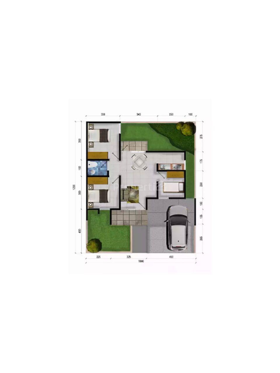 Rumah Unit Baru di Kawasan Perumahan Mewah Kota Semarang, Kota Semarang