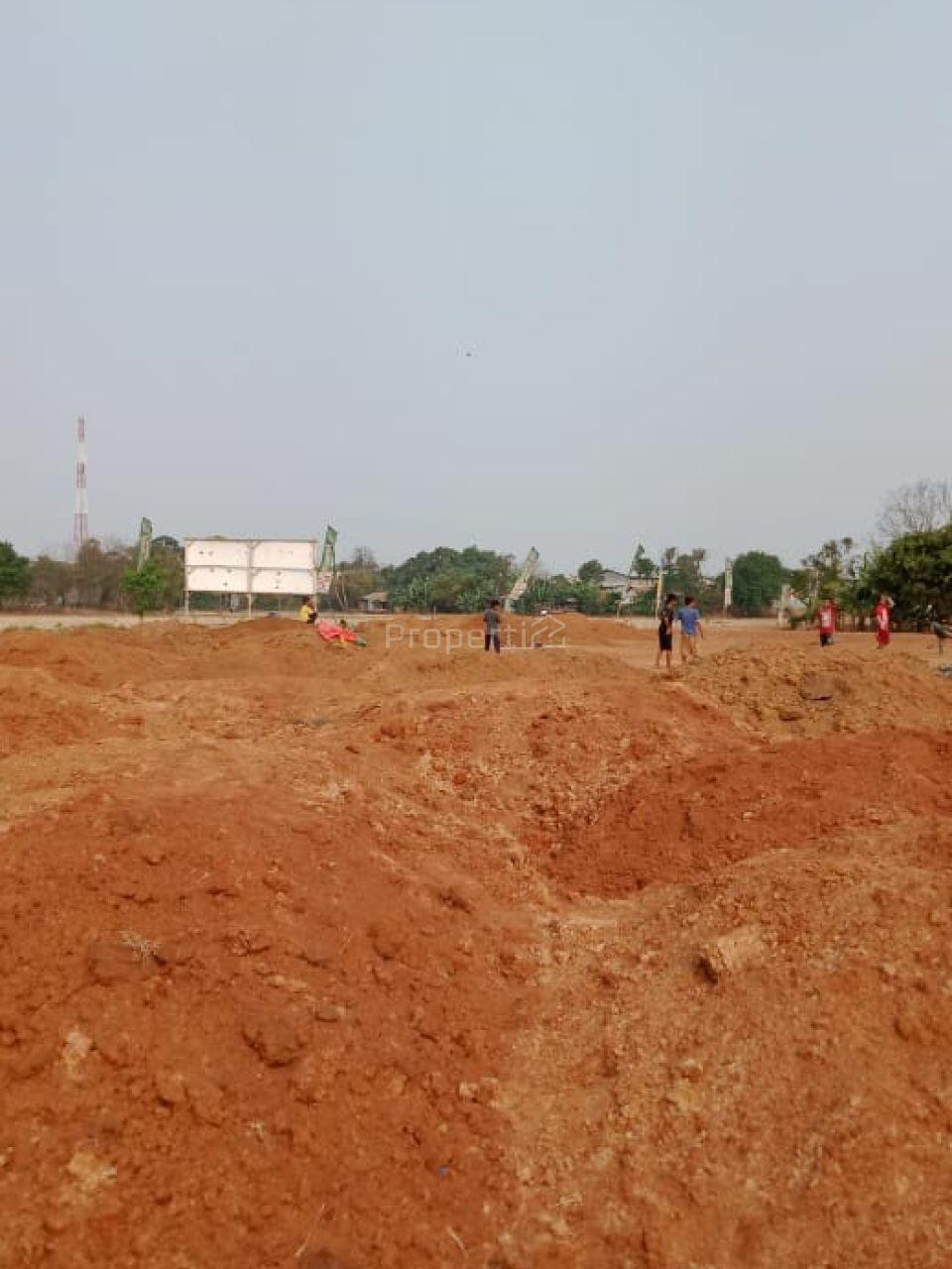 Tanah 1,1 Ha Peruntukan Perumahan di Rajeg, Tangerang, Banten