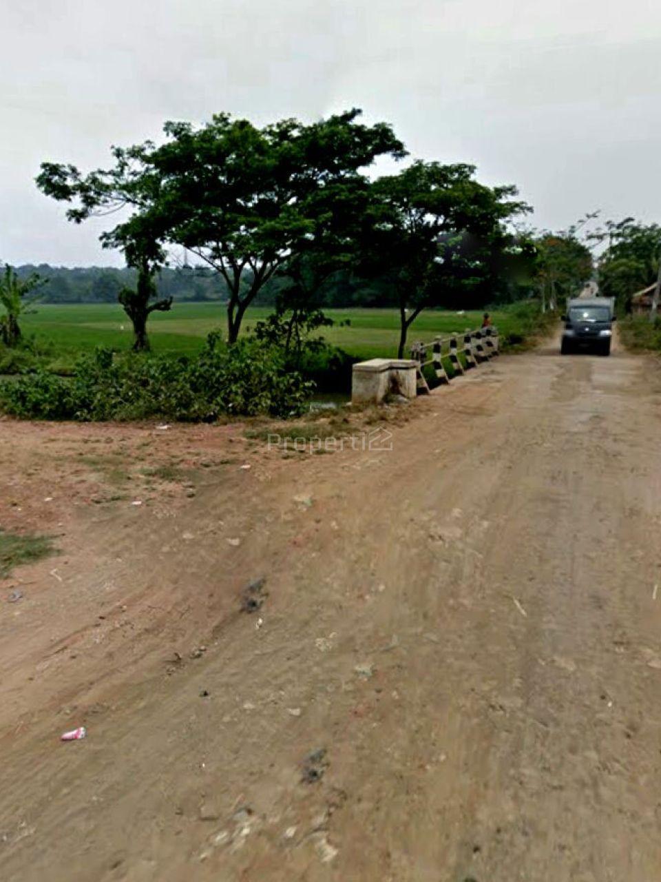 Land 1.1 Ha for Housing in Rajeg, Tangerang, Banten