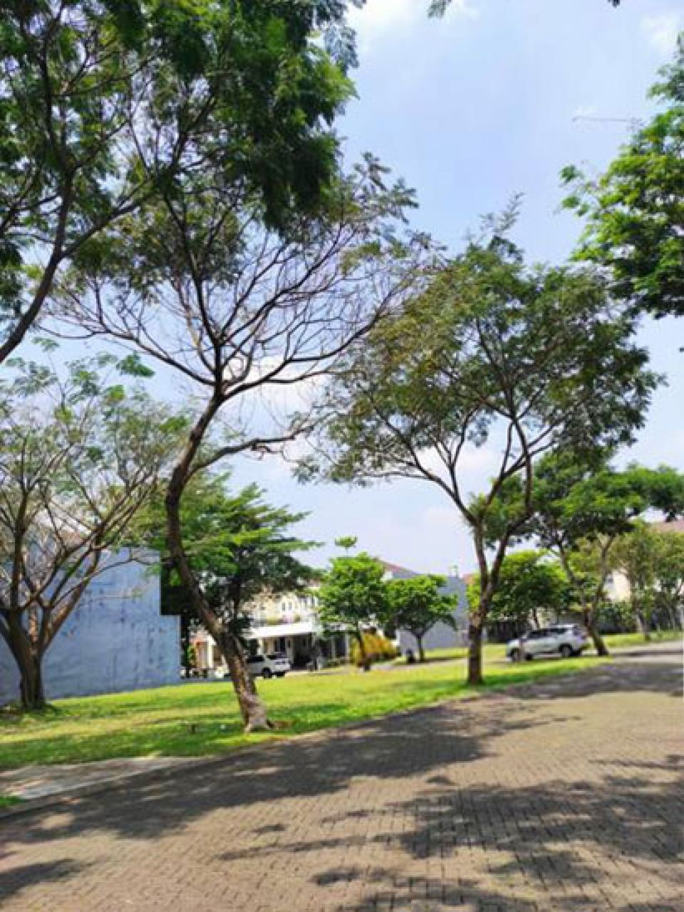 Plot Land at deFrangipani, dePark, BSD City, Banten