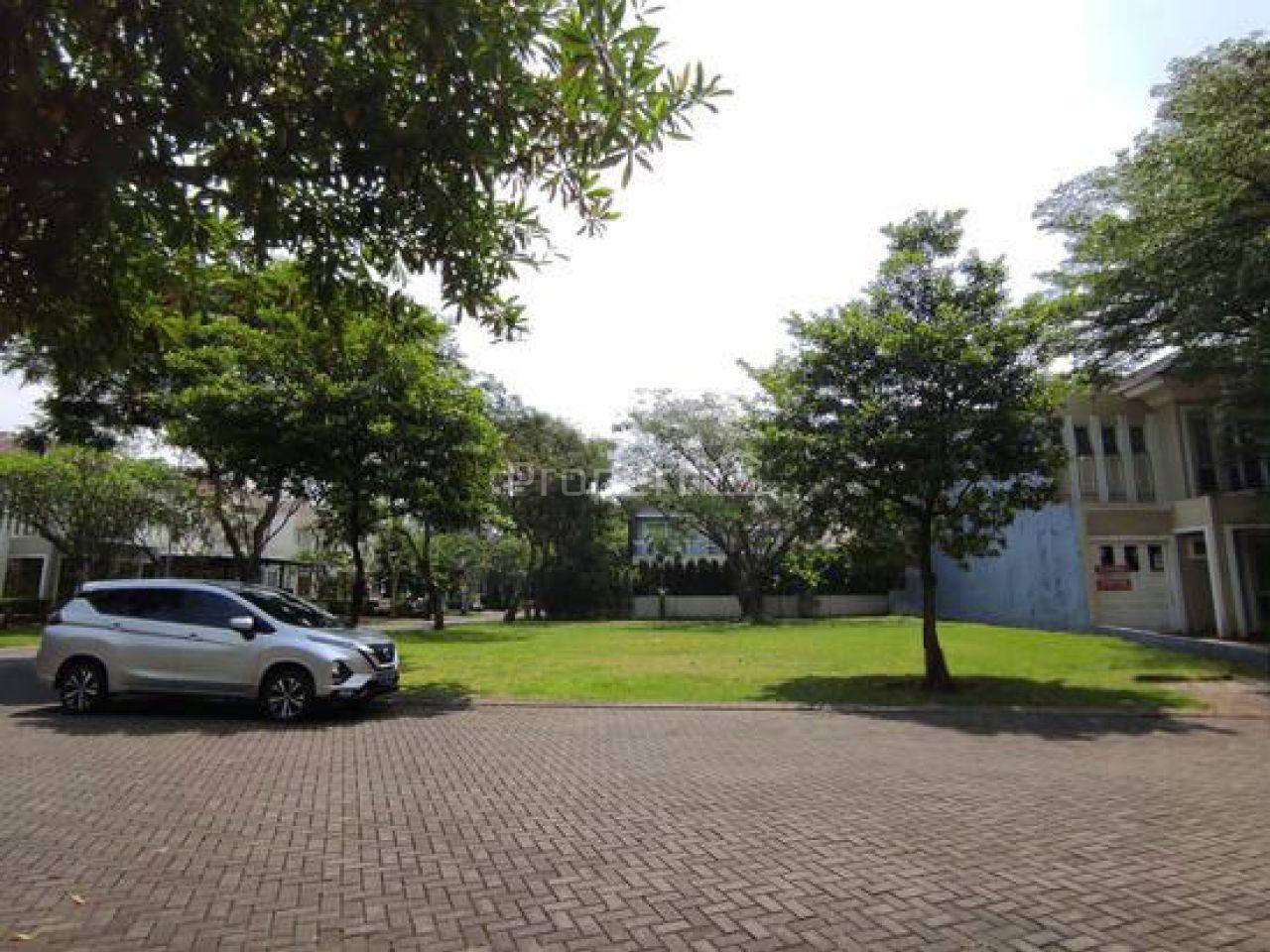 Plot Land at deFrangipani, dePark, BSD City, Kab. Tangerang