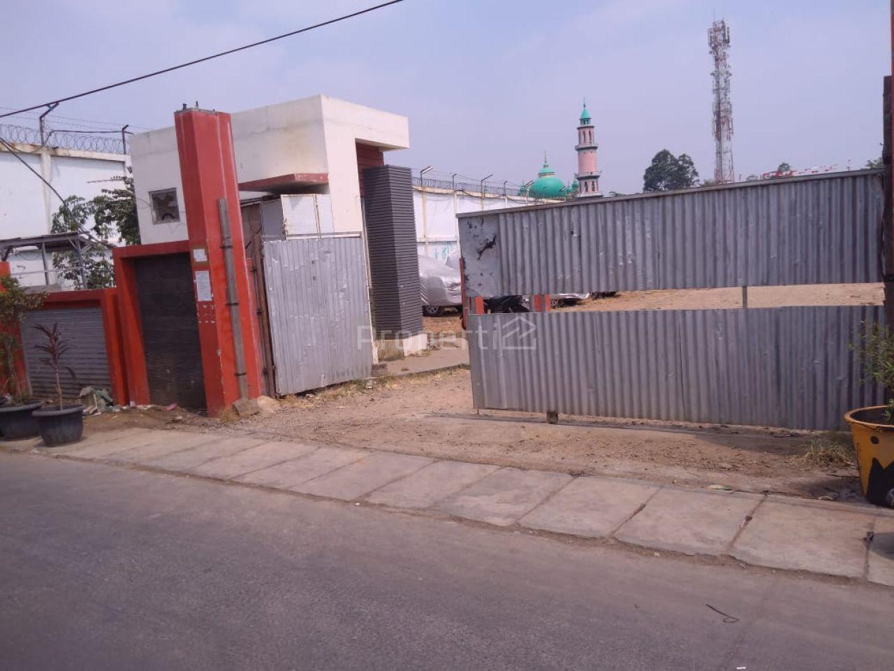 Lahan Peruntukan Perumahan di Cengkareng Timur, DKI Jakarta
