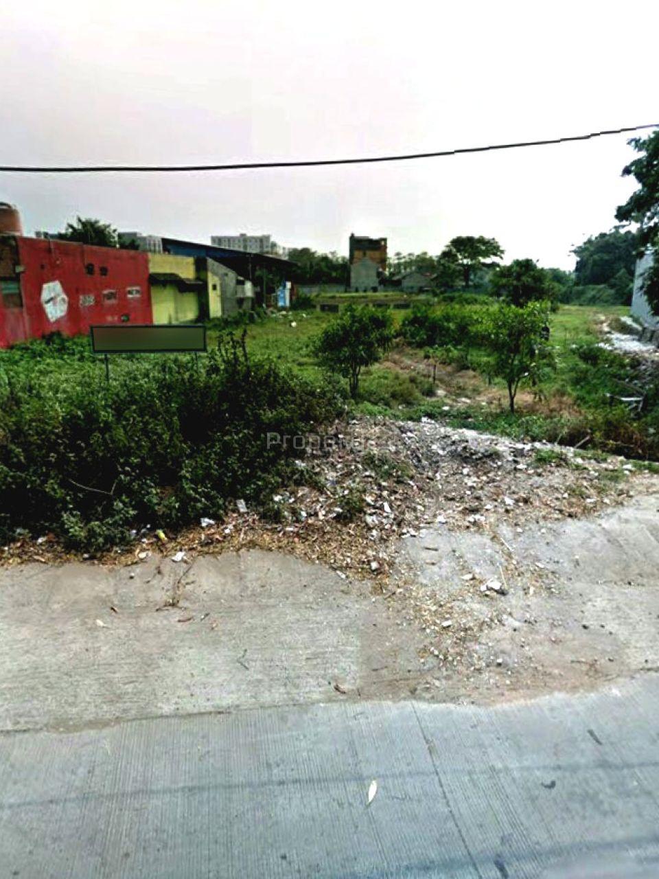 Tanah Komersial 1 Ha di Benda, Kota Tangerang, Banten