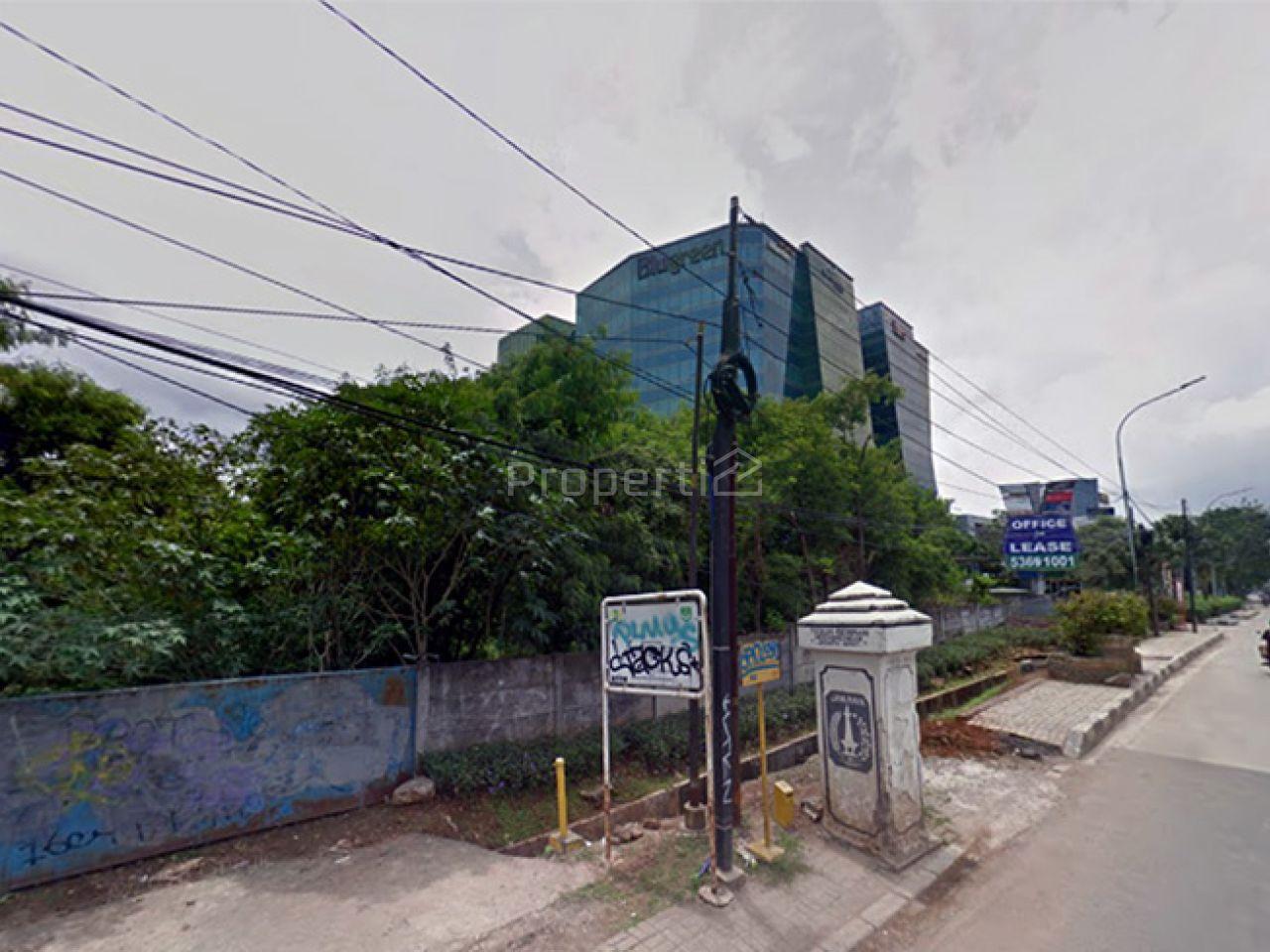 Tanah Komersial Pinggir Jalan Raya Depan JORR di Kembangan, DKI Jakarta