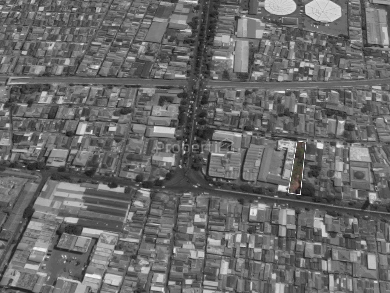 Land Ready to Build at Jalan Tembok Dukuh Surabaya City, Jawa Timur