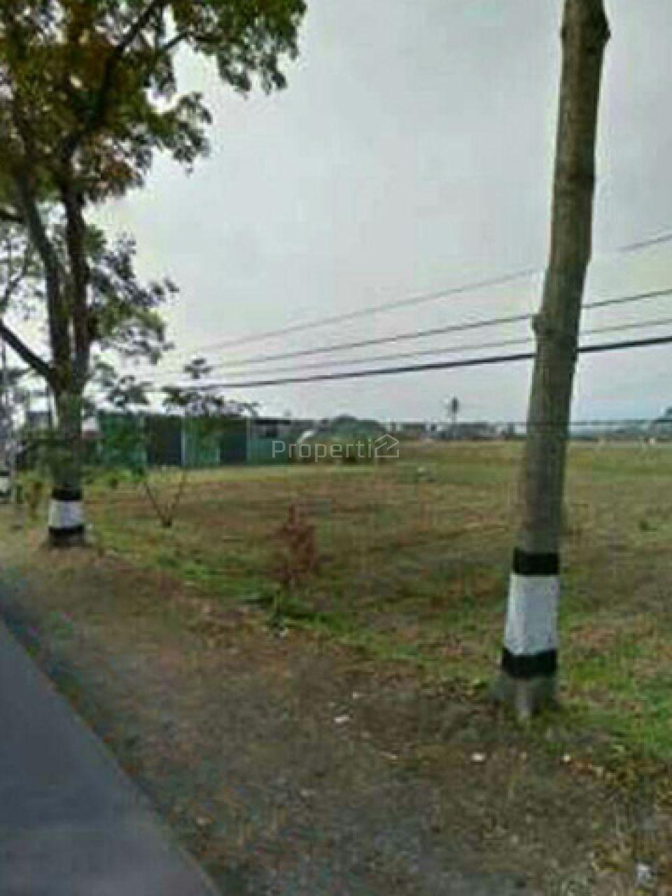 Tanah Strategis Pinggir Jalan Raya di Temanggung, Jawa Tengah