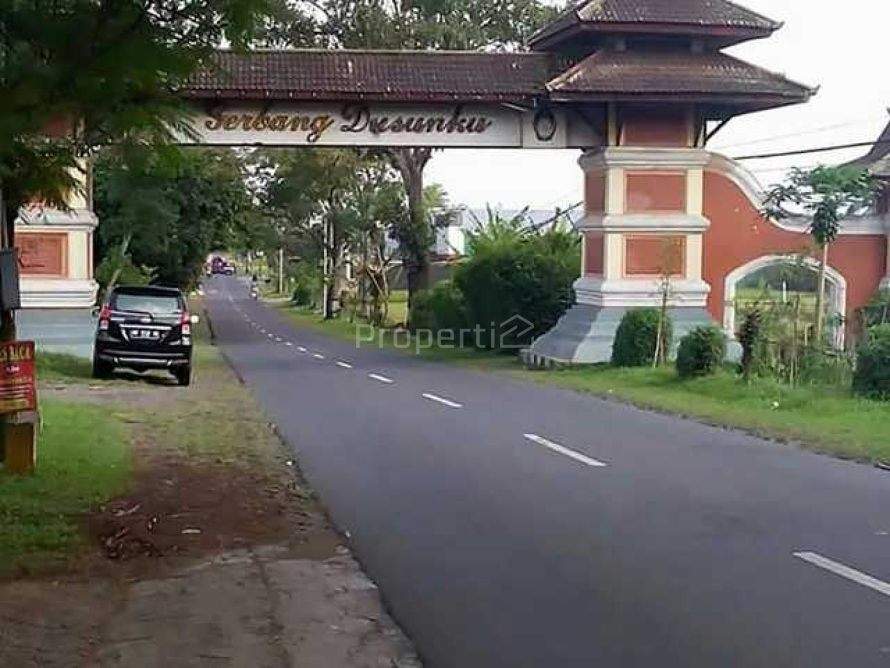 Strategic Land on Main Roadside in Temanggung, Jawa Tengah