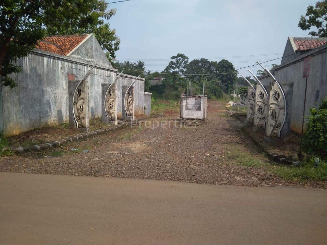 Land for Housing Designation in Kencana, Bogor City, Jawa Barat