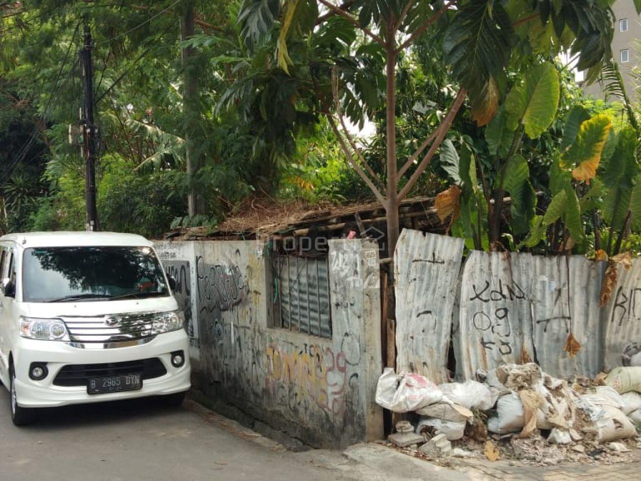 Lahan Peruntukan Perumahan di Meruya Utara, DKI Jakarta