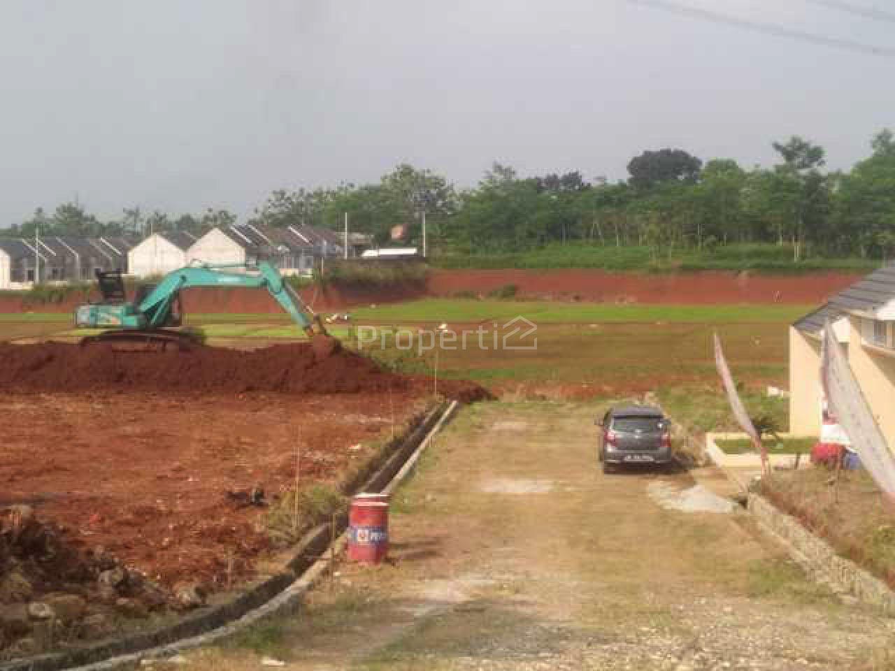 Lahan Investasi 1,2 Ha Zona Kuning di Bojonggede, Kab. Bogor