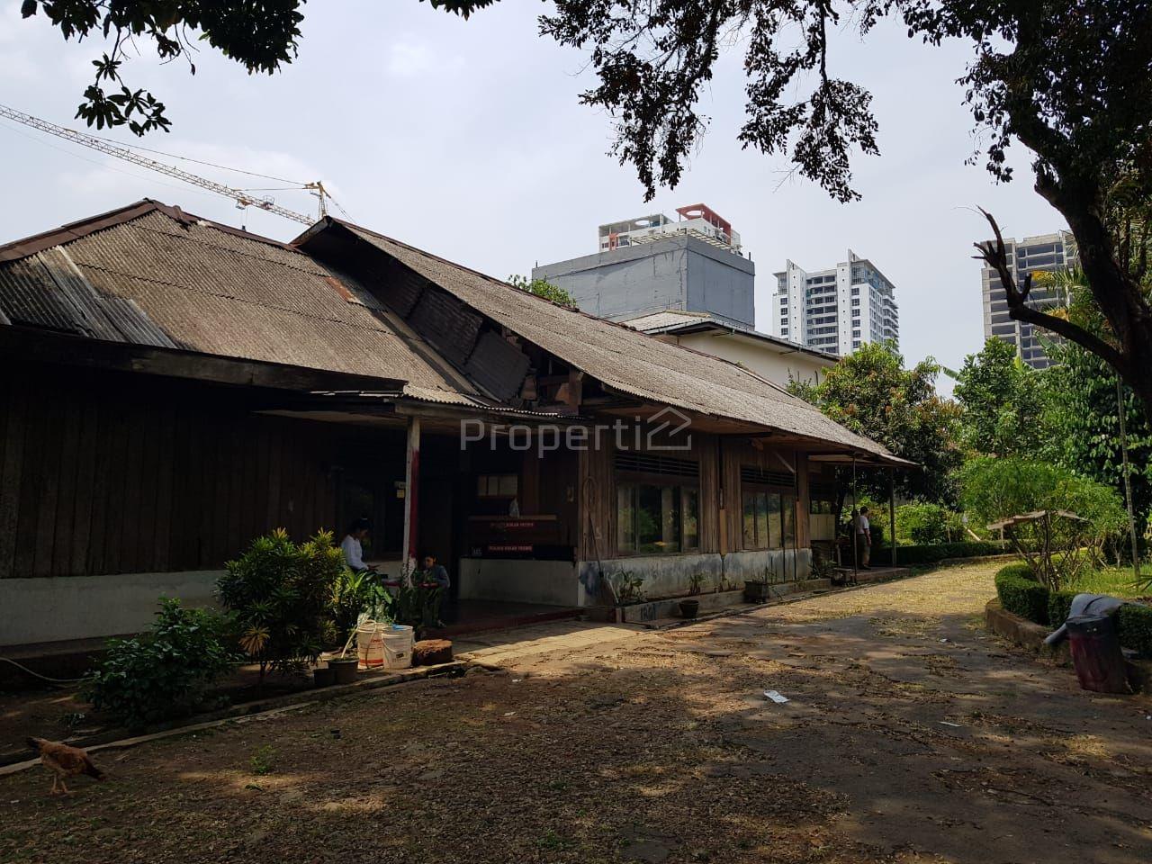 Lahan Komersial di Fatmawati, Jakarta Selatan