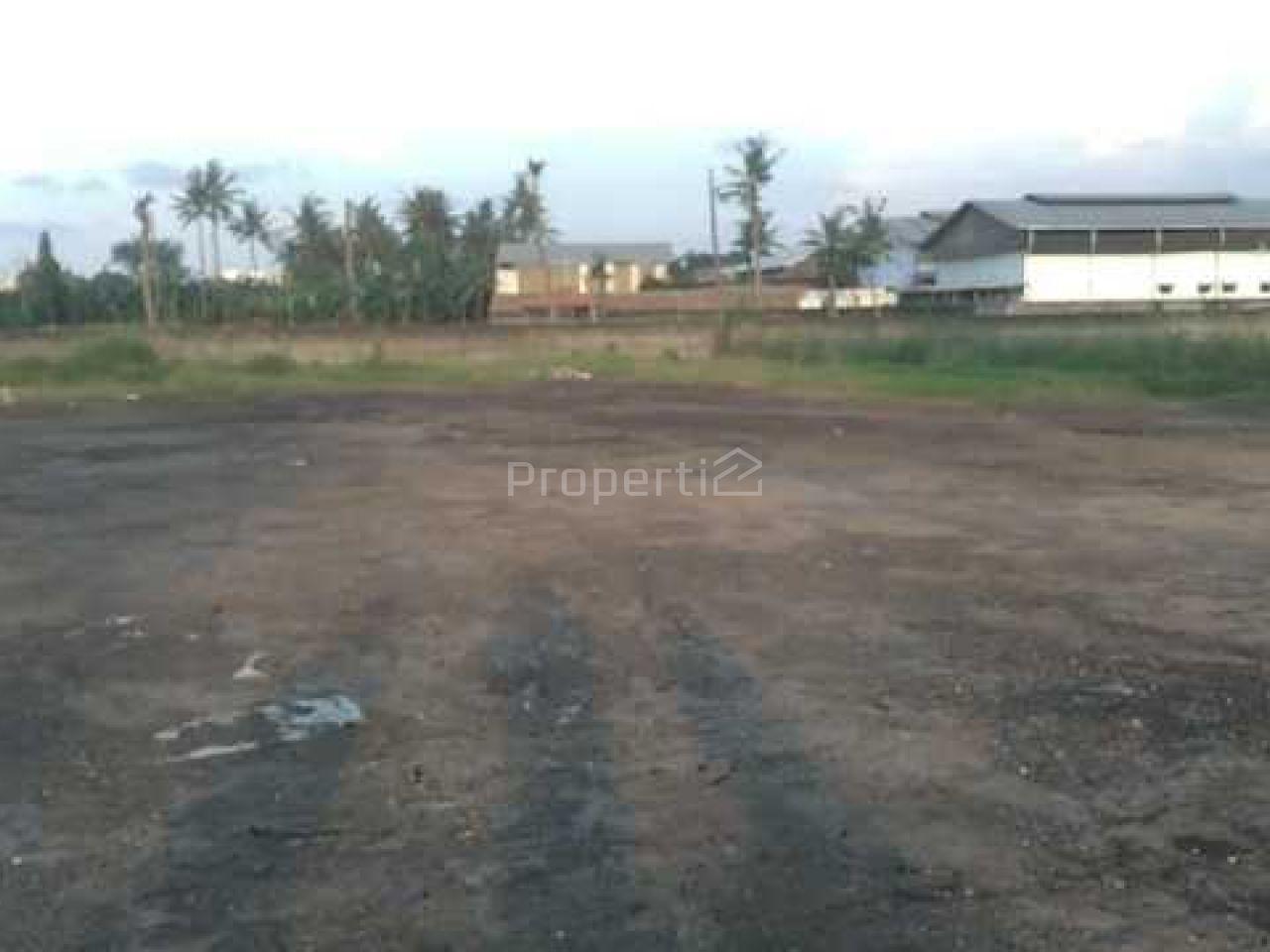 Lahan Industri dan Pergudangan di Tangerang, Neglasari