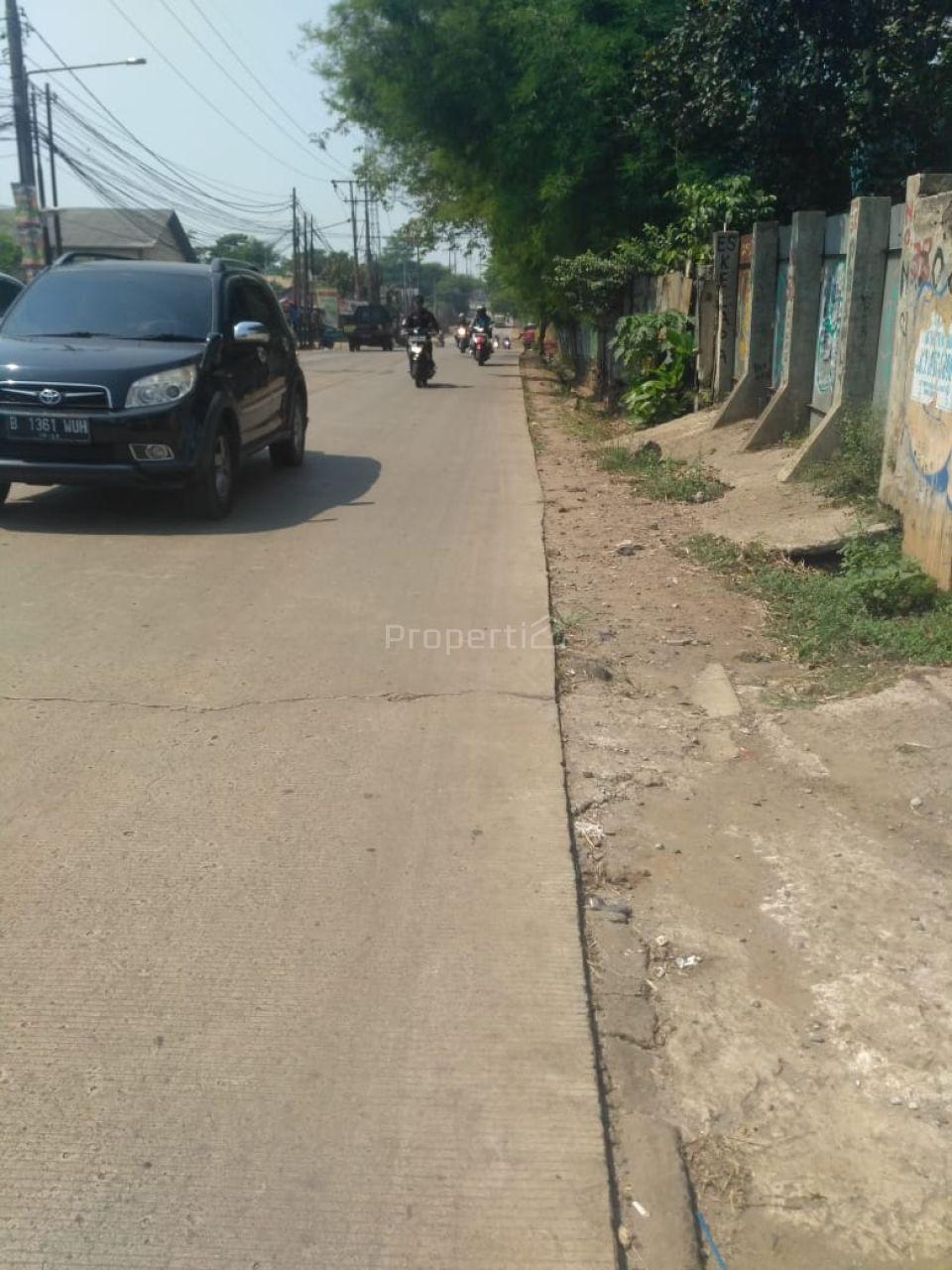 Lahan Komersial di Pamulang, Banten
