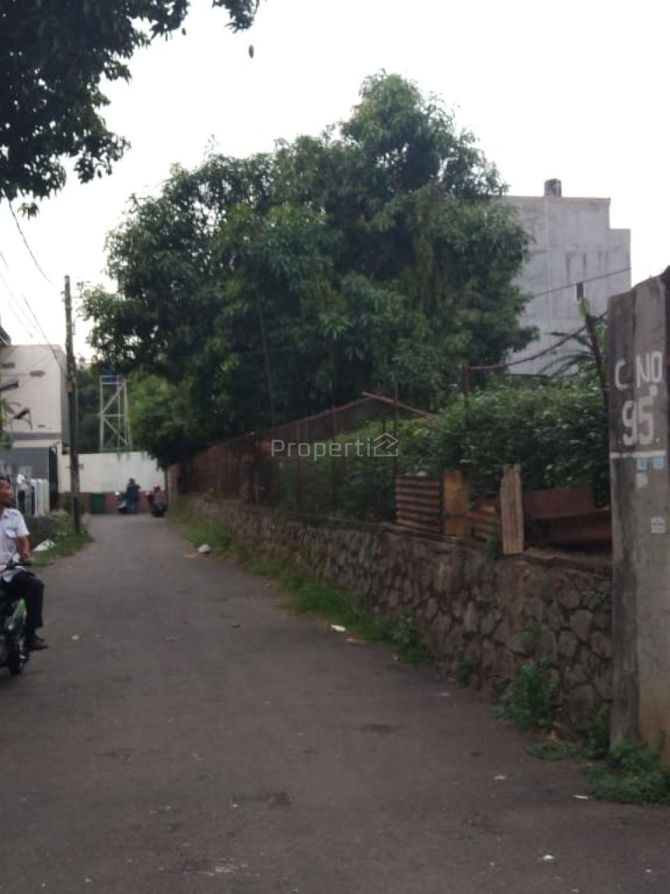Plot Land in DPR RI Pribadi Complex, Joglo, DKI Jakarta