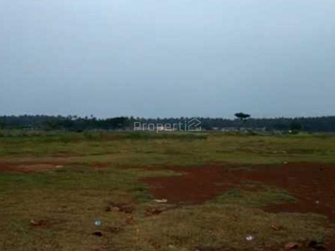 Tanah Darat dan Datar di Mauk, Tangerang, Banten